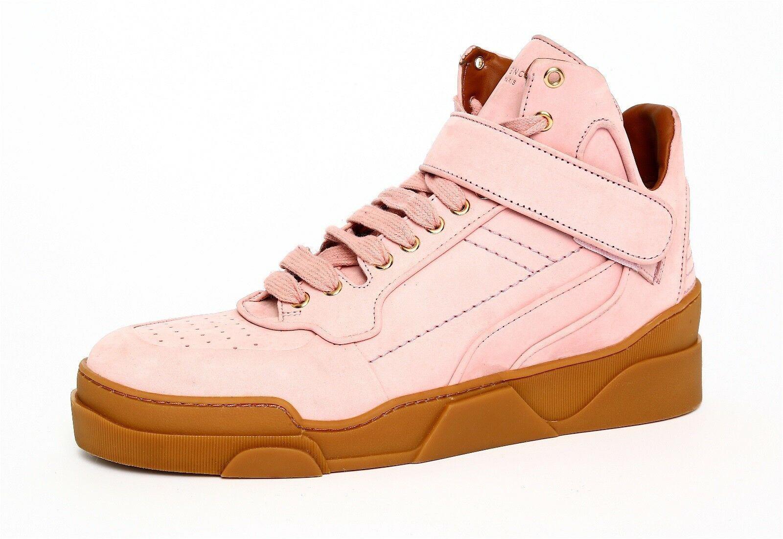 Givenchy Men's Pink High Top Sneaker Sz 43 EUR 1084