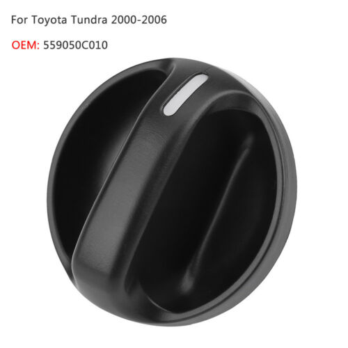 A//C Air Condition Fan Heater Control Knob 559050C010 For Toyota Tundra 2000-06