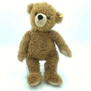"""Steiff Happy Teddy Bear 11"""" Stuffed Plush 012662"""
