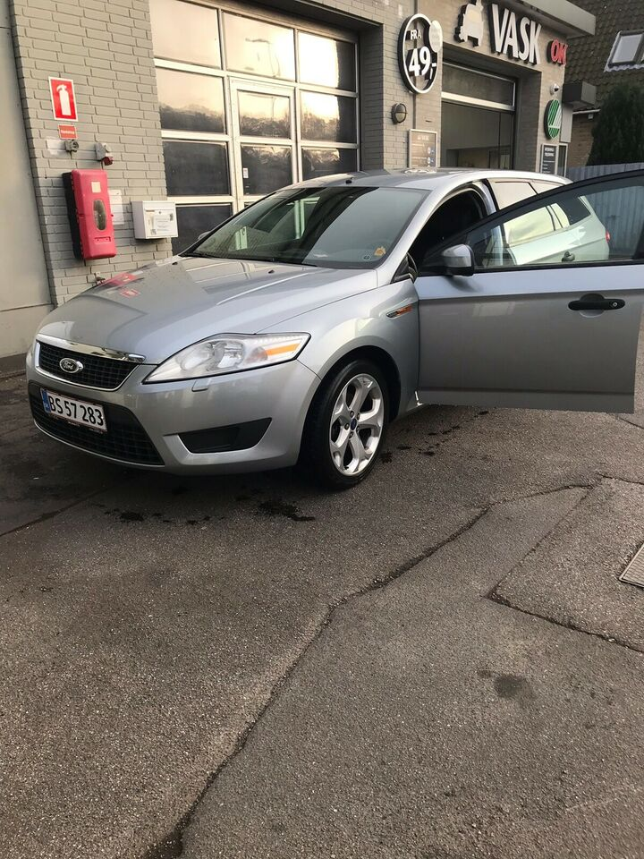 Ford Mondeo, 1,6 Ti-VCT 110 Ambiente stc., Benzin