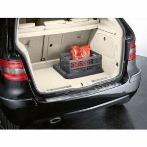 Original-Mercedes-Einkaufsbox-Einkaufskorb-klappbar-Box-Korb-mit-befestigung