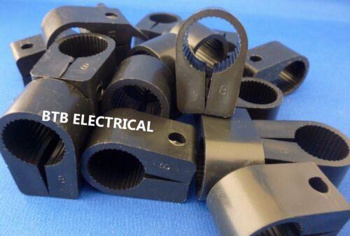 SWA Botines De Cable armado C8 CC08 17.7-20.3 mm de fijación M6