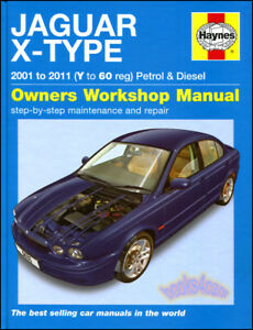 2005 jaguar x-type service manual