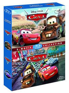 Cars 1 2 blu ray box set 2 movie collection disney for 1 1 2 box auto