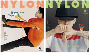 NYLON Korea 2020 March Random Cover ZICO K-pop Korean Magazine Pre-order