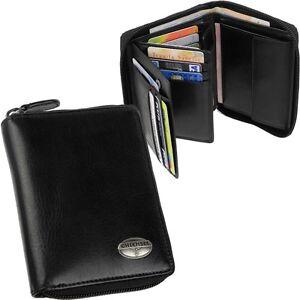CHIEMSEE-Herren-Geldboerse-RV-Zip-Boerse-Geldbeutel-Portemonnaie-Geldtasche-Wallet
