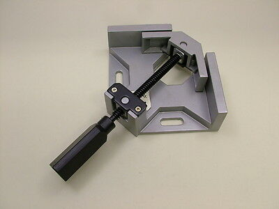 Corner right angle vice welding woodworking, clamps at right angle, 68mm opening