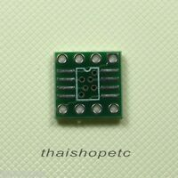 5 pieces SOIC-8 to DIP-8 Narrow PCB SMD Adapter to DIP 7.62mm Row Space