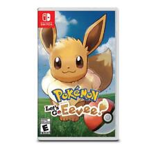 Pokemon: Lets Go, Eevee For Nintendo Switch