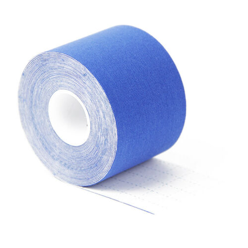 Details about  /4//6 Roll 5M Kinesiology Tape Sport Physio Muscle Injury PRO Pain Relief Support