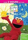 VG Elmo's World All Day With Elmo 2013 DVD