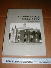 Lawrence County Tennessee TN Lawrenceburg St Joseph churches business history ++