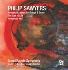 Philip Sawyers: Symphonic Music for Strings & Brass (2010)