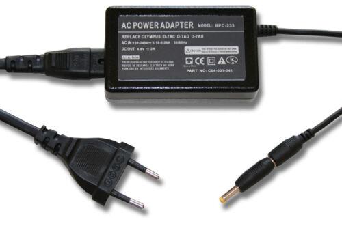 Cargador de batería de alimentación para olympus ds-4000 ds4000