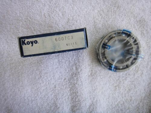 Neuf dans sa boîte Koyo Roulement à billes 6007C3