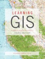 Learning GIS: A Lab Manual for Learning ArcGIS Desktop Version 10.2