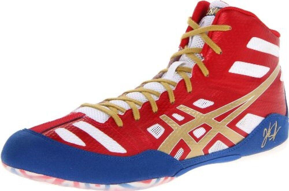 Asic uomini uomini Asic elite jb wrestling scarpa 9f6be8