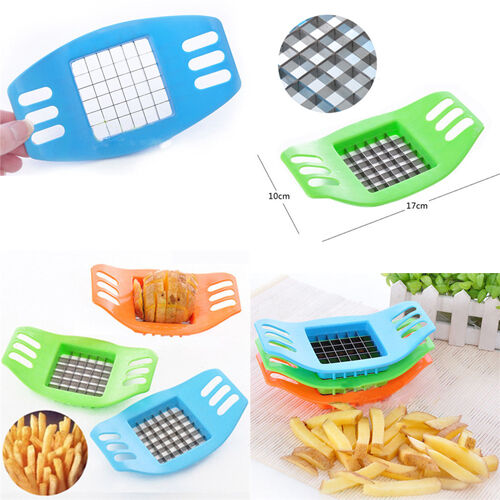 French Fries Potatoes Cutting Machine Home Device Tools Kitchen Utensils Newest