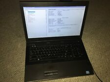 Dell Precision M6500 Laptop Intel Core i7-@2.30GHz 8GB RAM 750HD NO OS Read Des