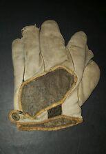 EXTREMLY RARE 1900-1909 A.J.REACH CO. PHILADELPHIA  BASEBALL  GLOVE  VERY OLD!!!