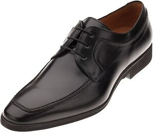 mezlan s 6017 black leather lightweight rubber sole