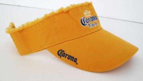 Corona Extra Beer Baseball Visor Cap OFFICIALLY LICENSED One Size Brand New