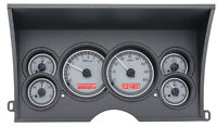 Dakota Digital 88 - 94 Chevy Gmc Pickup Truck Analog Dash Gauges Vhx-88c-pu-s-r
