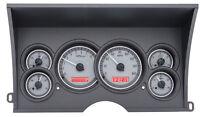 Dakota Digital 88 - 94 Chevy Gmc Pickup Truck Analog Dash Gauges Vhx-88c-pu-s-r
