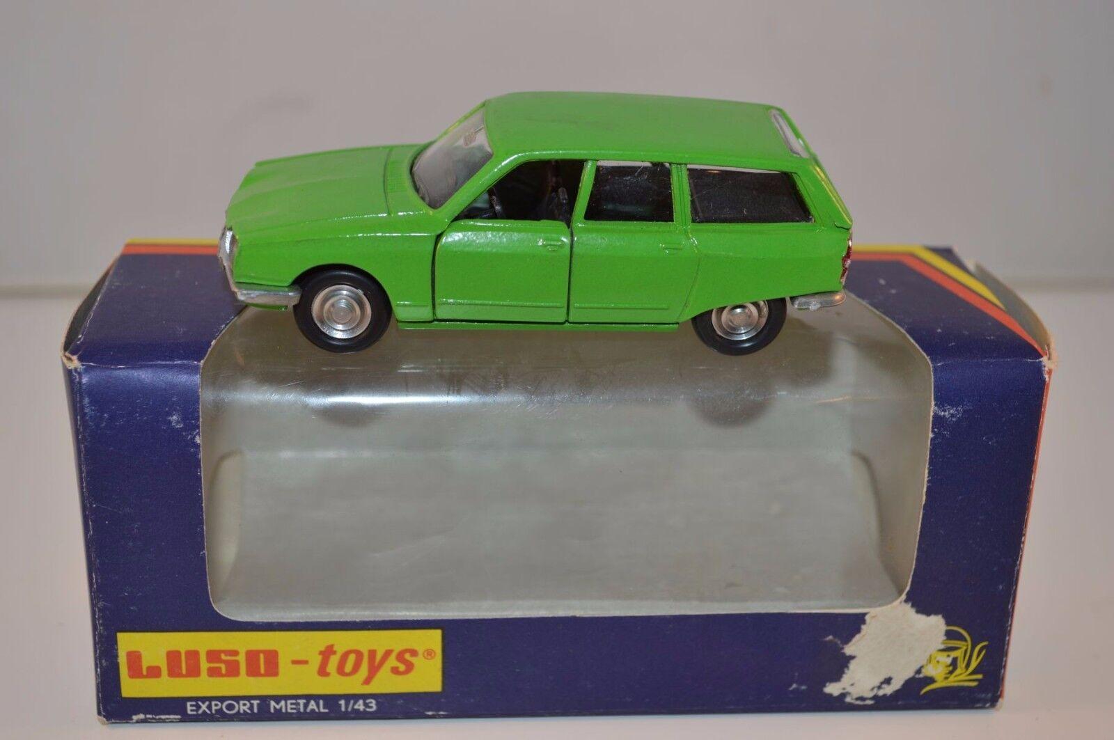 Luso Toys M 11 Citroen GS Break 1120 pallas 99% mint in box