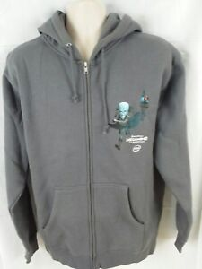 Details about Megamind Movie Promo Intel DreamWorks Men's Sweatshirt Size M Medium