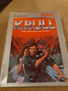 Krull-for-Atari-2600-Complete-in-Box-FREE-SHIPPING