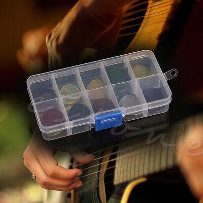 40Pcs/Set Electric Acoustic Guitar Pic Music Pick Plectrum Assorted Thickness