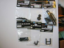 """NEW! EXCEED RC """"MONSTER TRUCK"""" 1/10 Nitro /EP Parts Assortment #2-RED CAT"""