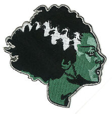 Bride of Frankenstein PATCH Burlesque Pinup Horror Universal Monster Hipster EMO