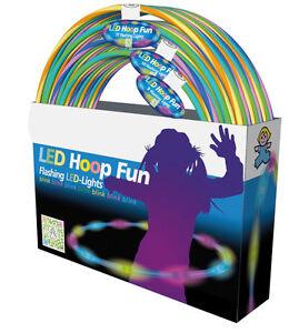 led hula hoop reifen fitnessreifen reifen hoopdance. Black Bedroom Furniture Sets. Home Design Ideas