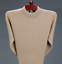 Mens 90/% Cashmere Thicken Knitted Sweater High Neck Warm Long Sleeve Tops Zha19