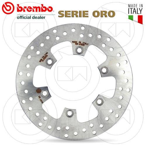BREMBO SERIE ORO 68B407B3 DISCO FRENO ANTERIORE SUZUKI BURGMAN 400 ANNO 2000
