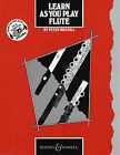 Learn as You Play Flute: Tutor Book by Peter Wastall (Paperback, 1979)