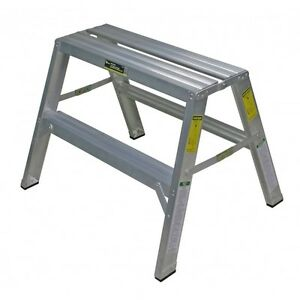 Warner 10225 24 Quot Step Up Drywall Bench Wide Double Sided
