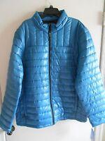 Slalom Winter Coat - Men's 2xl - Blue-