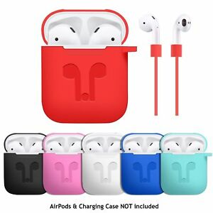 Case-Cover-for-Apple-AirPods-AirPod-Strap-Silicone-Protective-Charging-Sport