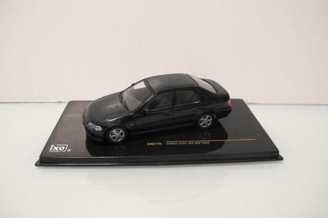 Honda Civic SIR EG9 Metallic Grey 1:43 IXO MODELL AUTO DIECAST MOC178