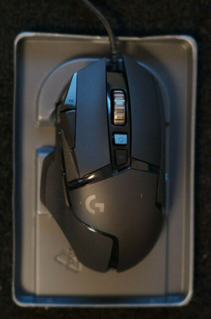 Logitech G502 Hero (910-005470) Kabelgebunden Gaming Maus