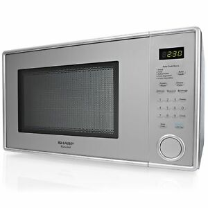 SHARP-1-1-CF-Countertop-Microwave-Silver-WHILE-SUPPLIES-LAST-R318AV