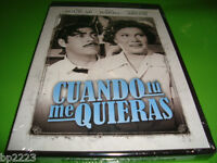 Cuando Tu Me Quieras - Dvd, Luis Aguilar-meche Barba, Arcos, Sealed Free S&h