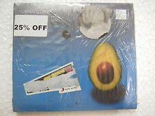 Pearl Jam Avocado CD 2006 life wasted comatose RARE INDIA HOLOGRAM NEW sticker
