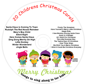 Christmas Carols For Kids.Details About Children S Christmas Sing Along 20 Christmas Carols Songs On Cd Xmas Kids 16