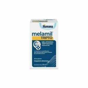 Melamil-Tripto-Melatonina-e-Triptofano-Gocce-30ml-Humana