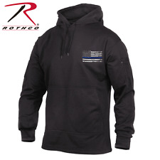 Rothco Thin Blue Line Concealed Carry Black 2xl Hoodie