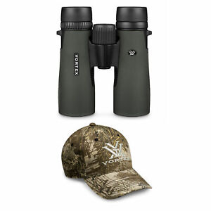 Vortex-Optics-New-2016-Diamondback-2-10x42-Roof-Prism-Binoculars-with-FREE-Hat